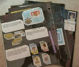 80 Stamps lot of  Princess Diana, Excellent assortment of stamps