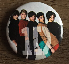 ONE DIRECTION BUTTON BADGE POP GROUP Midnight Memories - Up All Night 25mm