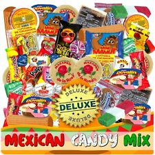 Mexican Candy Mix (86 Count) Variety of SWEET and Sour Bulk Dulce Mexicano