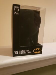 "7"" Dznr Batman Blackout – Yume Plush – Limited Edition pop style figure plush"