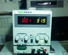 1PC GWinstek DC regulated power supply GPS-3030D 30V/3A