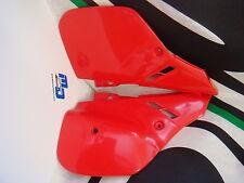 Ufo Honda paneles laterales Cr 125/250/500 88-90 2611-061 Ovni Rojo