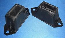 JAGUAR XK REAR BUMP STOPS FITS JAGUAR XK120 XK140 & XK150 C3208 X 2