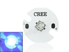 5x 5W Cree XLamp 16mm XT-E Royal Blue 450nm-452nm XTE LED Light 2.8-3.4Vdc 1.5A
