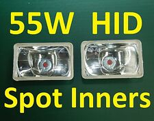 Hi Beam Inner Spot Lights 55w H1 HID kit suit Toyota Landcruiser 61 62 80 series