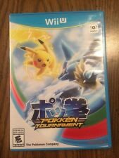 Pokken Tournament (Nintendo Wii U, 2016)