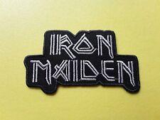 POP, ROCK, PUNK, METAL MUSIC SEW ON & IRON ON PATCH:- IRON MAIDEN