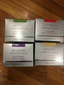 Artistry skincare masks - skincare by Amway