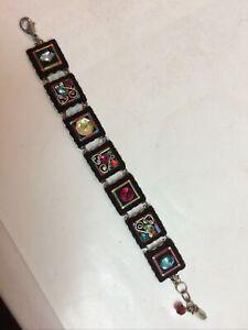 Firefly Swarovski Crystal Bracelet
