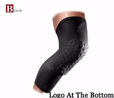 0f3a49edef McDavid Knee Pad Compression Extended Support Leg Sleeve Hexpad Protective  Hex Black M