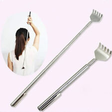 Metal Stainless Steel Back Scratcher Telescopic Extendable Claw Extender