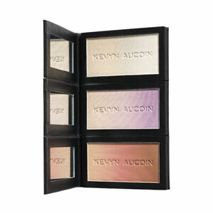 Kevyn Aucoin Neo-Trio Palette 3 Palettes In-one Bronze Highlight Set