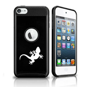 For Apple iPod Touch 5th 6th Shockproof Hard Case Cover Gecko Lizard