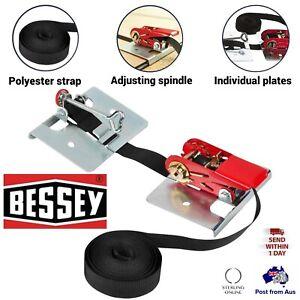 Bessey Flooring Strap Clamp Ratchet Mechanism Workshop Hand Tool Panel Equipment