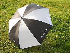 Daiwa Umbrella Black White paraguas paraguas lluvia paraguas