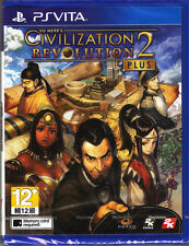 MSRNY PSV Sid Meier's Civilization Revolution 2+ Asian ver. Chinese+English subs
