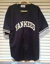 New York Yankees Vintage Starter Jersey Embroidered Batting Practice