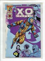 X-O Manowar #1/2 (½ half) NM 9.4 ; Valiant | FREE SHIPPING!