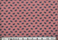 Made in USA Wavy Flag Patriotic 100% cotton Fabric by the yard
