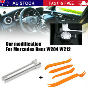 For Mercedes Benz Class W204 W212 Controller Knob Switch Shaft Car Repair Tool