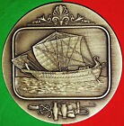 ROMAN MERCHANT BOAT / BOAT USED IN THE MEDITERRANEAN / NEARLY CENTURY ONE