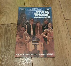 Star Wars Shattered Empire by Greg Rucka MARVEL TPB GRAPHIC NOVEL