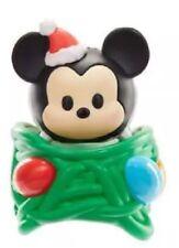Disney Tsum Tsum Mickey Mouse Christmas w/ Holiday Stackable Mini Figure - NIP