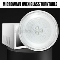245mm Clear Microwave Oven Turntable Plate Round Tray Replacement Cooking Glass