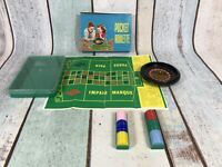 Vintage Pocket Roulette 70s Complete Casino Game