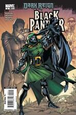 Black Panther #2A, J. Scott Campbell Shuri Cover, NM 9.4, 1st Print, 2009