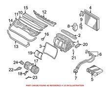 For BMW Genuine Cabin Air Filter Cover 64318363423