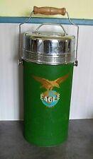 "Vintage '50's Vacuum Flask 'Eagle' Japan Huge 3.5 Lts 14"" H x 6"" W Food or Drink"