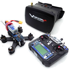 JJRC P130 FPV RTF Micro Racing Drone with Vision+ 5.8GHz Goggles System RTF