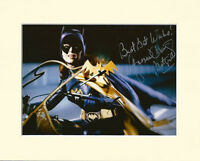 YVONNE CRAIG BATGIRL FROM BATMAN PP MOUNTED 8X10 SIGNED AUTOGRAPH PHOTO