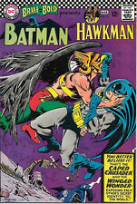 The Brave and the Bold Comic Book #70, DC Batman and Hawkman 1967 VERY FINE