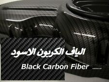 BLACK CARBON FIBER X Hydrographics Film Water Transfer Printing 0.5*6m DIP US