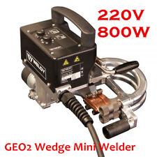 220V GEO2 Wedge Mini Welder for Welding Geomemberance, Wedge Welder Machine