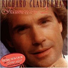 Richard Clayderman Träumereien 2 (compilation, 1979-91/92) [CD]