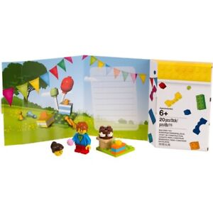 Lego Birthday Card & Mini Figure Set - #5004931