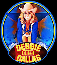 70's Cult Porn Classic Debbie Does Dallas Poster Art custom tee AnySize AnyColor