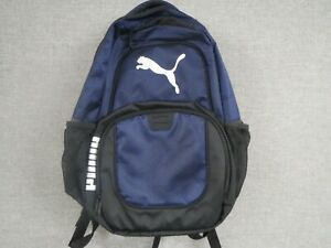 "NWOT Puma Challenger Backpack, 3 Compartments, Padded 15"" Laptop Pocket - Blue"