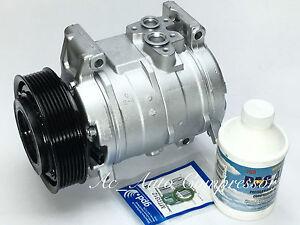 2003-2011 Honda Element Reman Genuine Oem A/C Compressor W/1 Year Warranty.