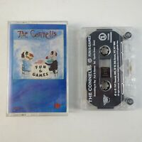 The Connells - Fun & Games Cassette Tape 1989 TYT Records