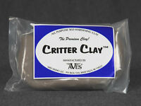 TAXIDERMY& MODELLING GENUINE AVES  CRITTER CLAY* 1lb *