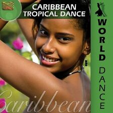 CARIBBEAN DANCING MUSIC NEW CD 23 TRACKS SOME VOCALS, SOME INSTRUMENTAL