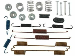 For 1996-2000 Plymouth Grand Voyager Drum Brake Hardware Kit Rear 99534TH 1997