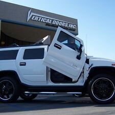 Lambo Doors Hummer H2 2003-2009 Door Conversion kit Vertical Doors Inc Req Mods