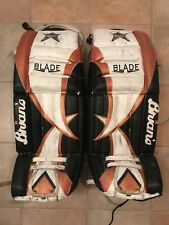 "Brian's Blade 34"" Goalie Pads"