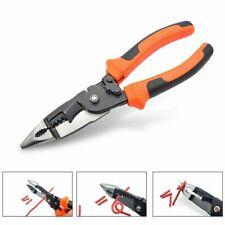 Multi Functional Electrician Pliers 5in1 Needle Nose Wire Trimming Crimping Tool