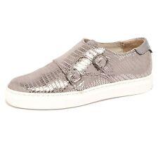 Scarpe Donna Liu Jo 39 EU Sneakers Beige camoscio Pelle Bt583-39 225326726b5